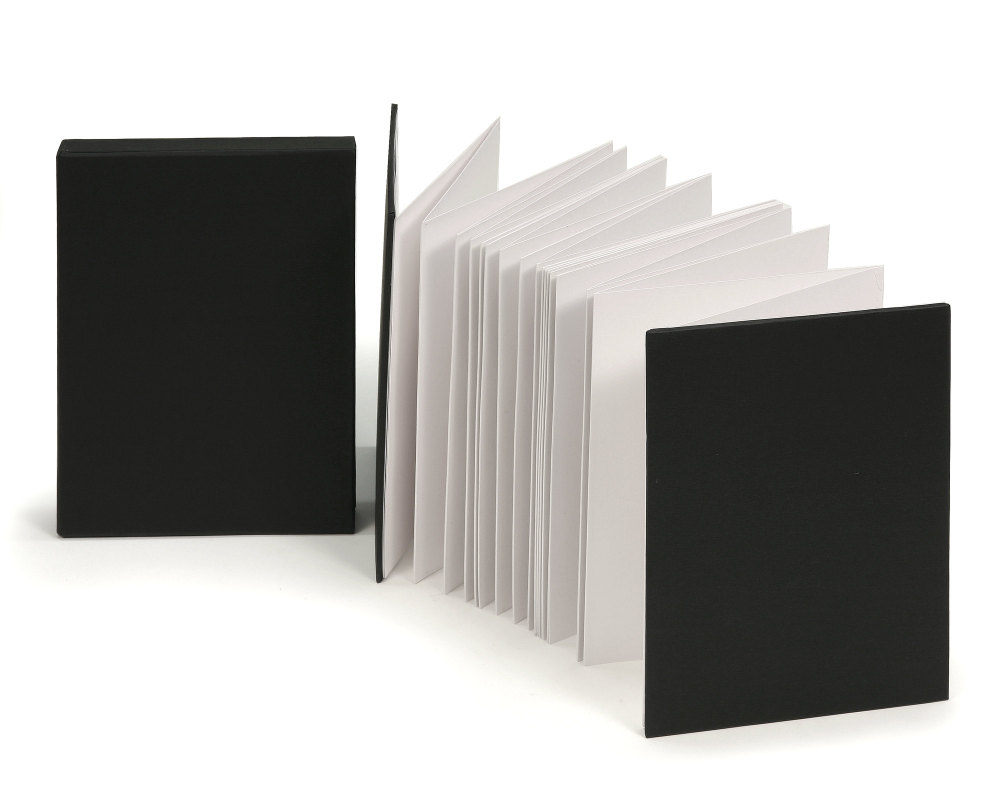 Concertina Sketch Book