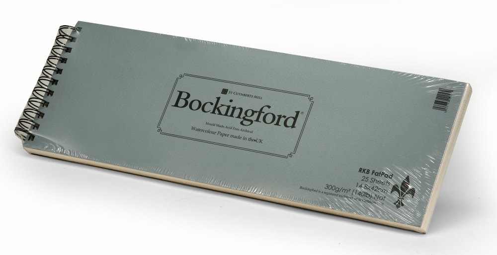 Bockingford Watercolour Spiral Bound Sketch Book