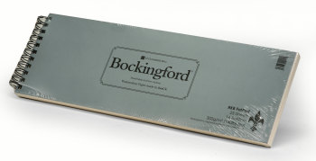 Bockingford Watercolour Spiral Bound Sketch Book
