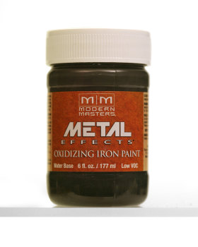 Modern Masters Metal Effects Oxidizing Iron Paint 236ml