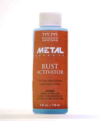 Modern Masters Metal Effects Rust Activator 118ml