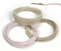 Double Cotton Covered Copper Wire Coils