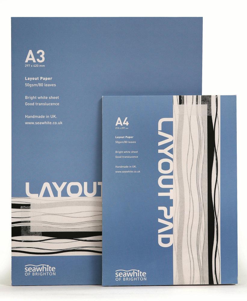 Seawhite Layout Pad