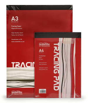 Seawhite Tracing Paper Pad INDIVIDUAL PRICES FROM: