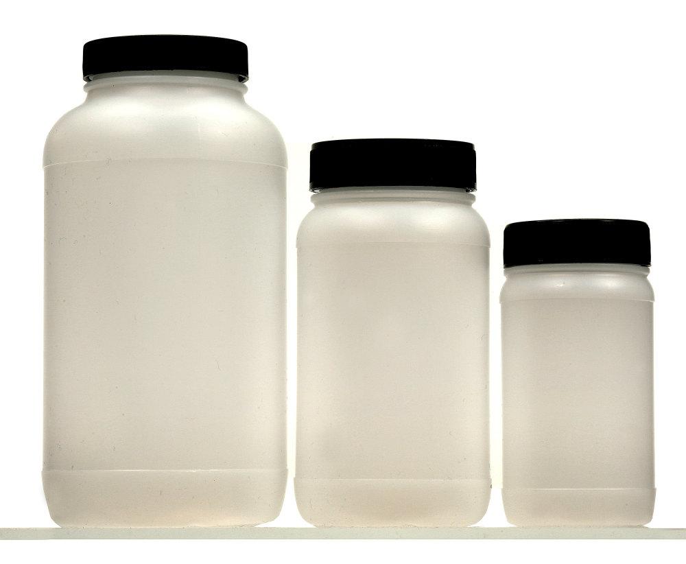 Empty Plastic Bottles Natural