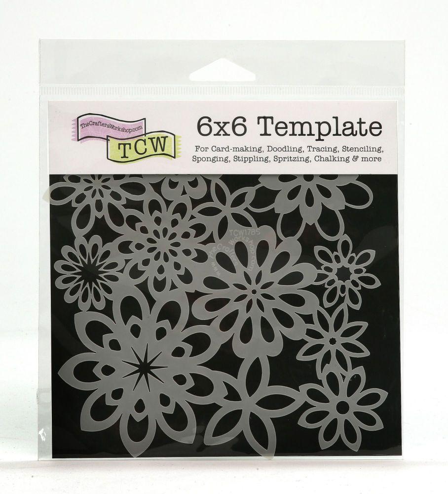 Square Stencils 6x6