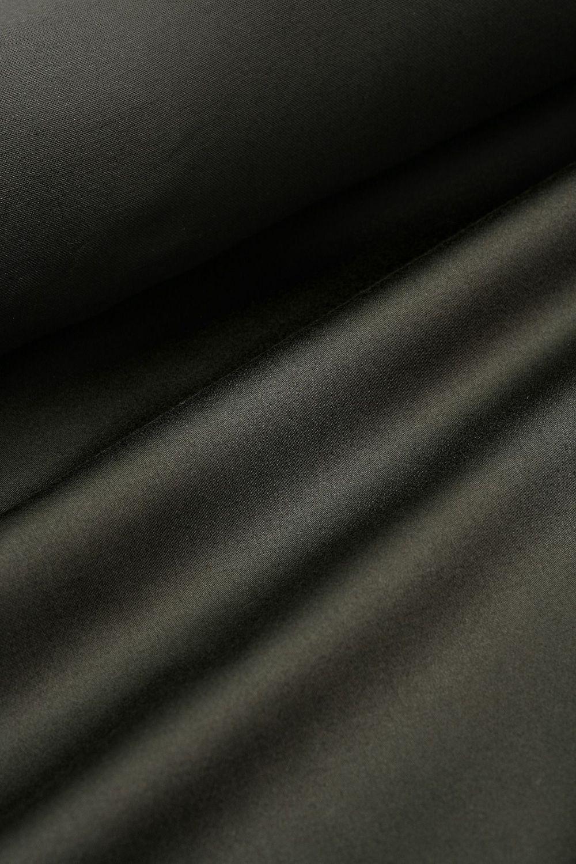 Black Discharge Cotton 138cm x 1m