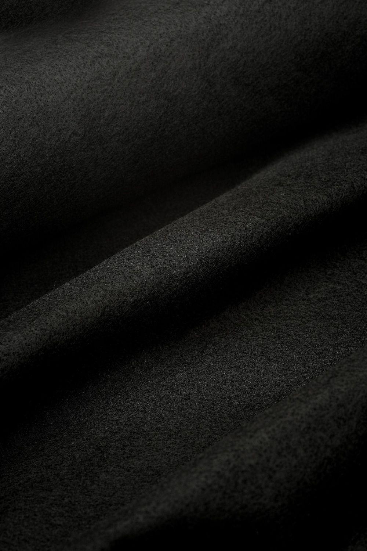 Acrylic Felt Black 90cm x 1m