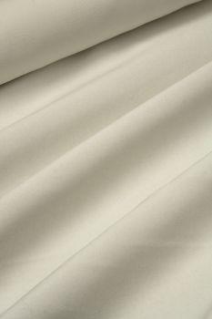 White Cotton Velvet 140cmx 1m