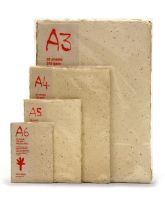 Khadi Rag and Fibre Packs - 20 Sheets INDIVIDUAL PRICES FROM: