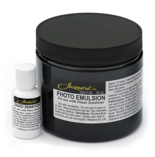 Jacquard Photo Emulsion & Diazo Sensitizer 16oz