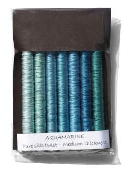 Mini Topics - Pure Silk Thread Sets