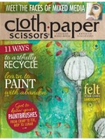 Cloth, Paper, Scissors Magazine - 1 Year Subscription - 6 Issues