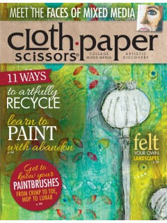 Cloth, Paper, Scissors Magazine