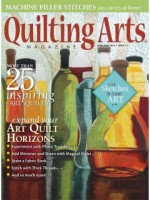 Quilting Arts Magazine - 1 Year Subscription - 6 Issues