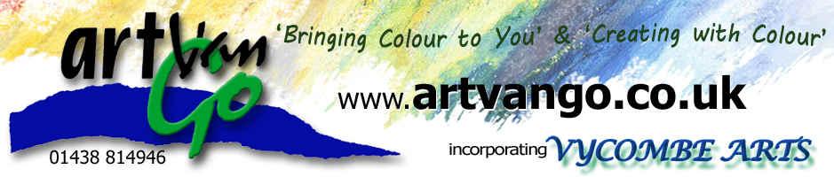 Vycombe Arts, site logo.