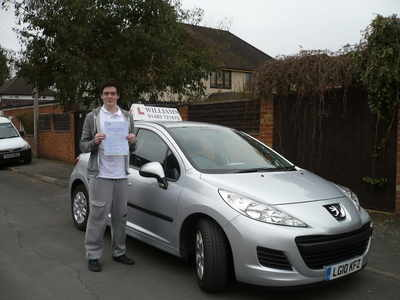 Connor Blomfield 7 minor faults