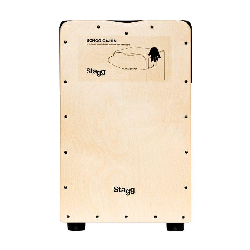 stagg bongo cajon 1