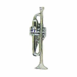 pewter pin badge trumpet.jpg