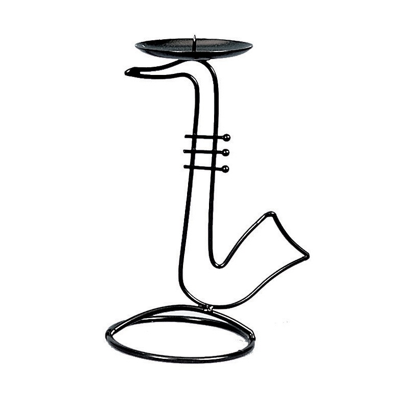 candle holder sax 11.99