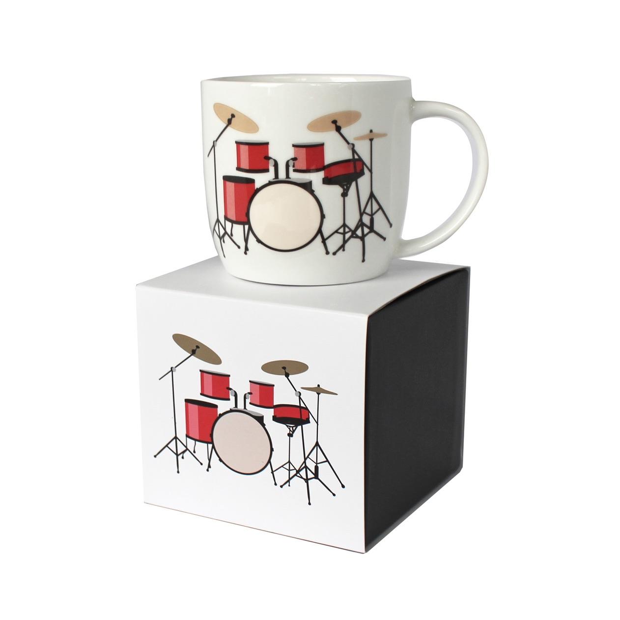 drum mug £9.95