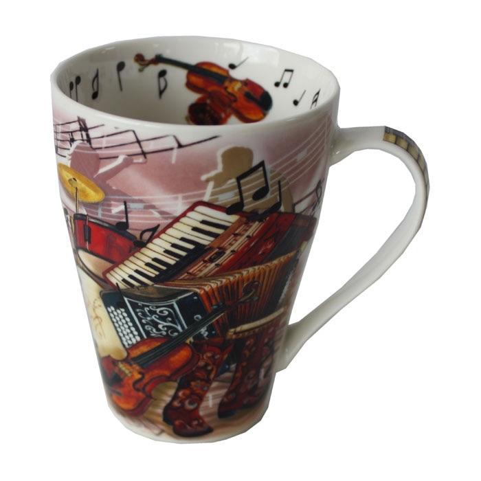 Music country and Blues mug