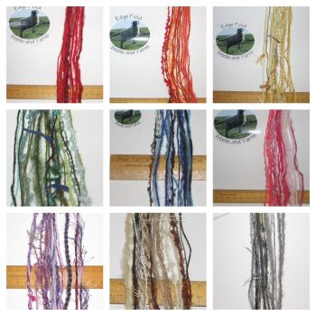 25 Packs of (20 x 1m) Variety Packs knitting wool yarn Craft Weaving Bundles Great for teachers Choose your own colours FREE P+P within UK