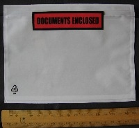Documents Enclosed ~ A6 ~ 175mm x 132 mm