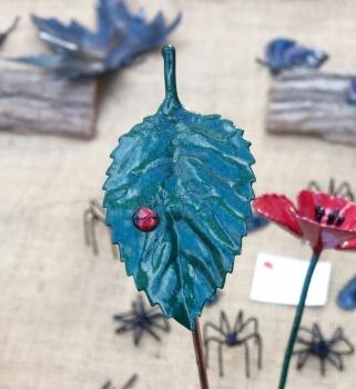 Leaf Stick: Ladybird