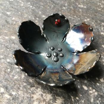 Flower: Trinket Dish