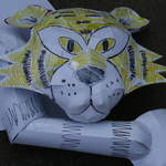 ajs wild wood tiger maquette