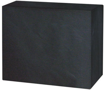 Garland Medium Classic Quality Barbecue BBQ Protective Cover Black