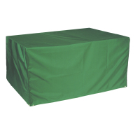Bosmere Rectangular Table Cover 6 Seat Seater C555 - Green