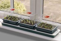 Garland Trio Top Electric Windowsill Seed Propagator - 13W