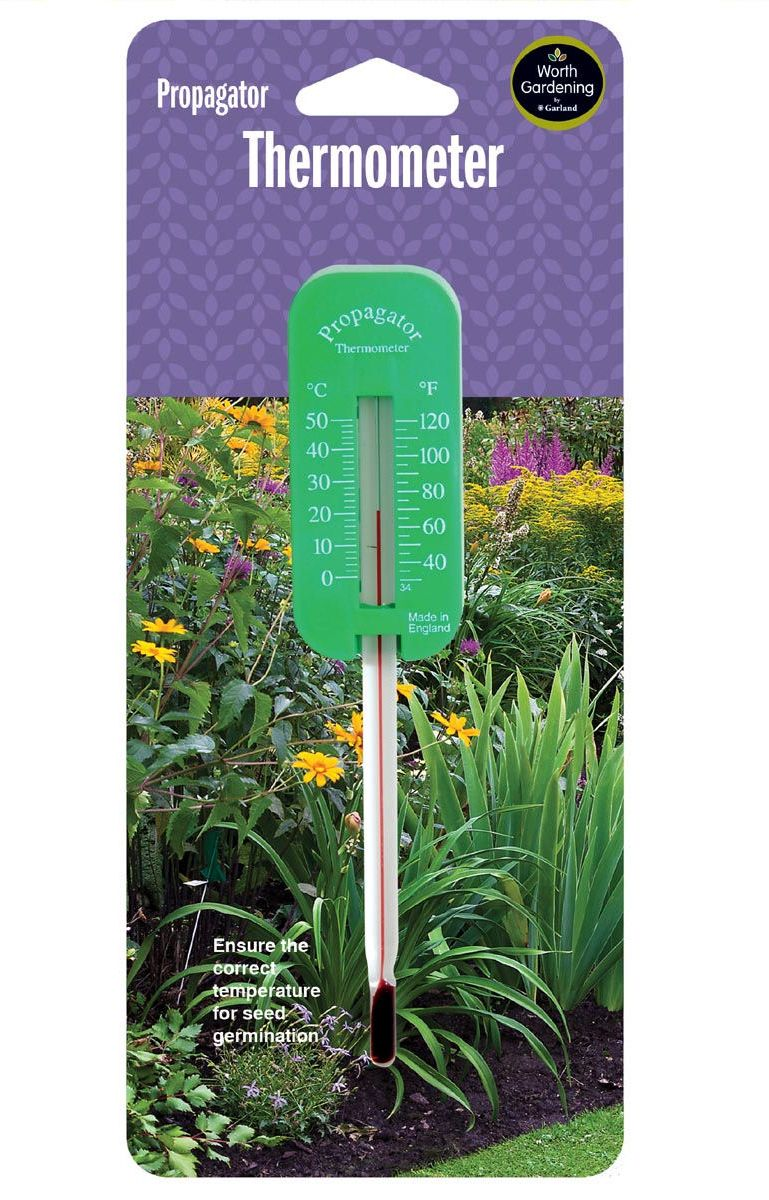 Garland Propagation Thermometer for Seed Propagators & Trays W1000