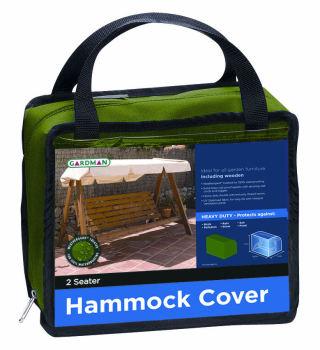 Gardman Premium 2 Seater Swing Seat Hammock Cover 34350