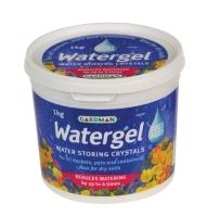 Gardman Watergel 1kg Water Gel Water Retaining Crystals 02322