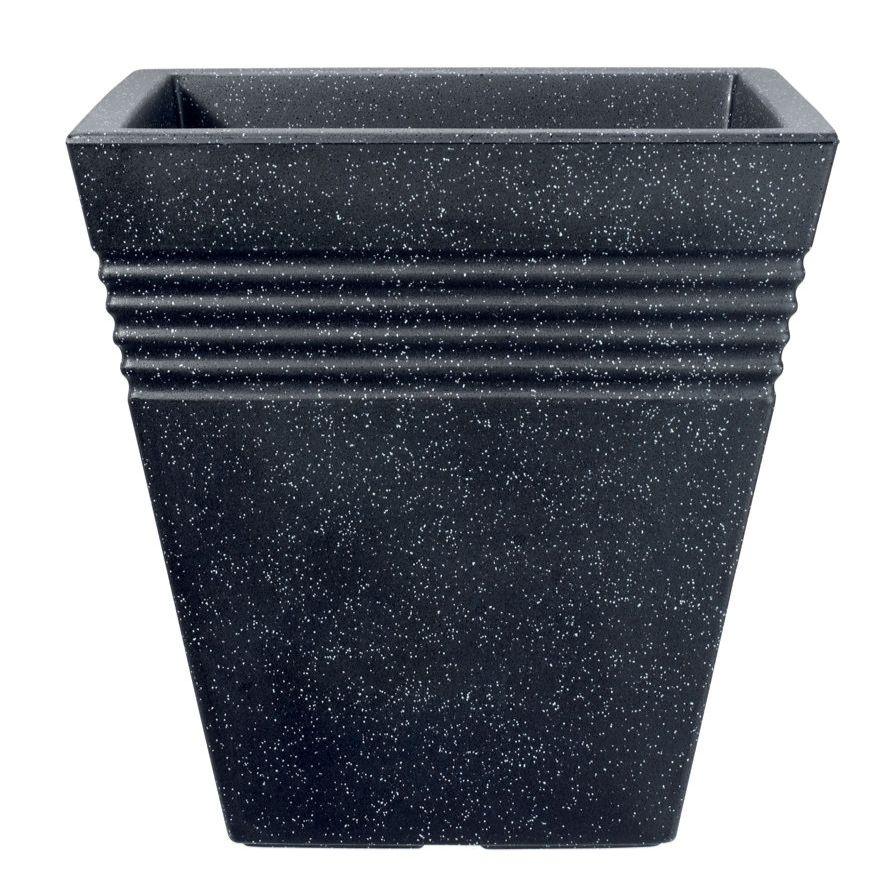 Stewart Piazza Effect Decorative Plastic Planter - 3 sizes