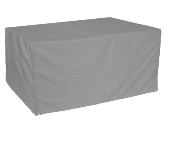 Bosmere 6 Seat Seater Rectangular Table Cover Thunder Grey U555