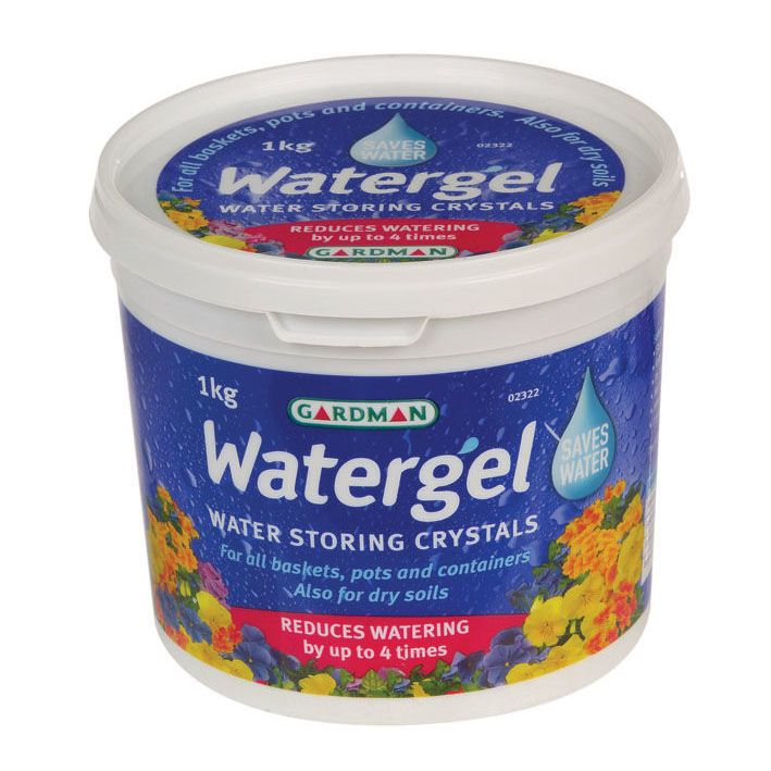 <!-- 001 -->Watergel & Soil Nutrients