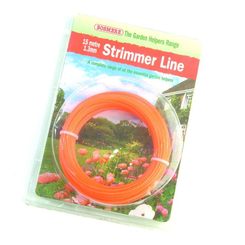 <!-- 003 -->Strimmer Line