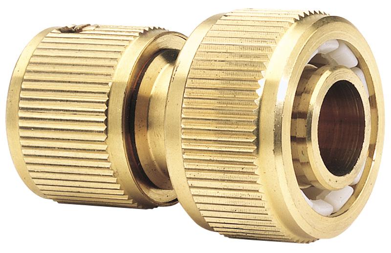 Draper Expert Brass Garden Hose Connectors - 3/4'' 68432