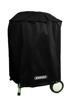 Bosmere Kettle Barbecue BBQ Cover Black Polyester D700