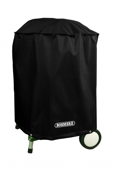 Bosmere Kettle Barbecue BBQ Cover Black Polyester C700