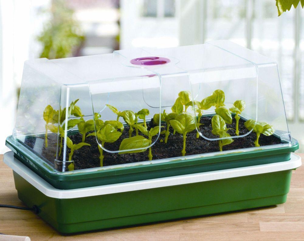 Garland One Top Electric Windowsill Seed Propagator - 10W