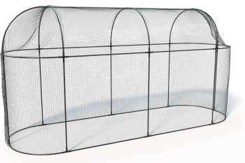 Haxnicks Long Steel Fruit Cage - 3m wide