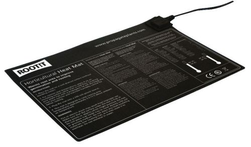 ROOT!T Heat Mat for Propagators and Seed Trays - Small 35cm x 25cm