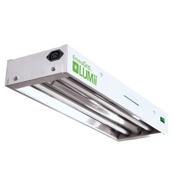 EnviroGro Lumii Grow Light T5 Propagation Lighting System 2ft x 2 Lamp