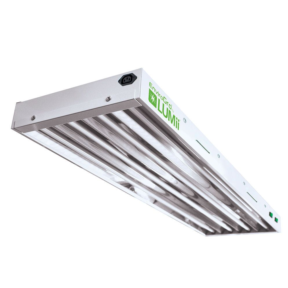 EnviroGro Lumii Grow Light T5 Propagation Lighting 4ft x 4 Lamp