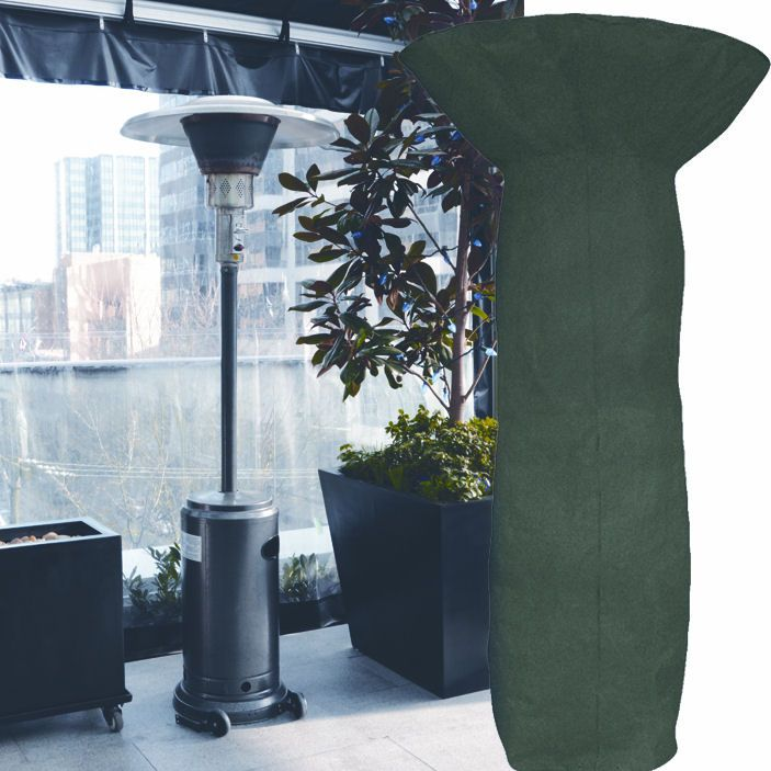 Garland Premium Polyester Patio Heater Cover Green W3332